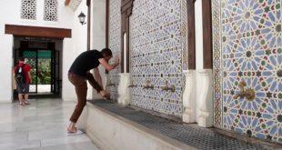 Un día en la Mezquita