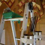 Las herramientas de los artistas
