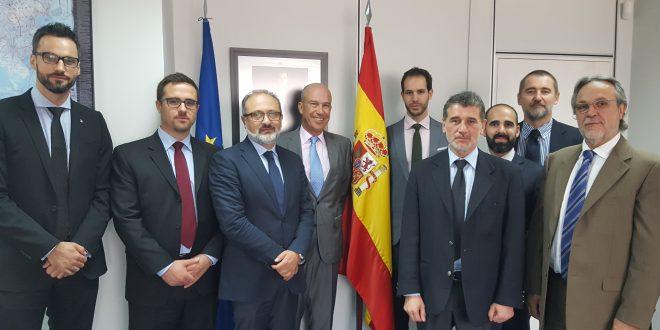 Delegación CIE Embajada