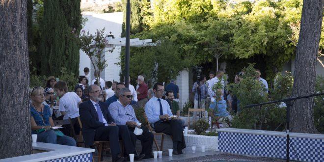 Galería del XIII aniversario de la apertura de la Mezquita de Granada
