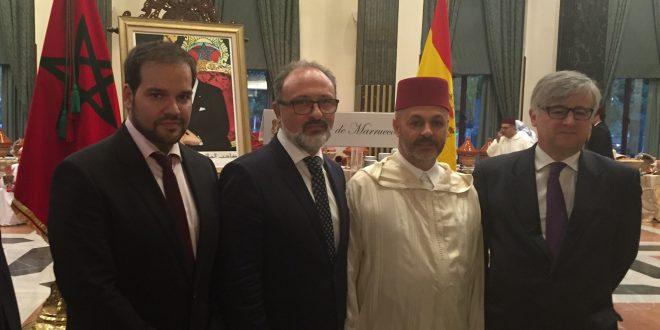 Fiesta del Trono en la Embajada de Marruecos en Madrid
