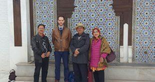 Indonesios en la Mezquita 22.3.17
