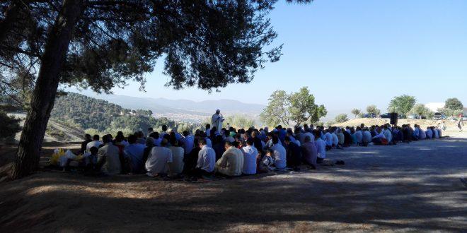 Jutba del Eid al Fitr 1438