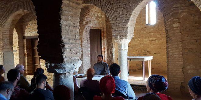 Conferencia de Sheij Ahmed Bermejo en Almonaster